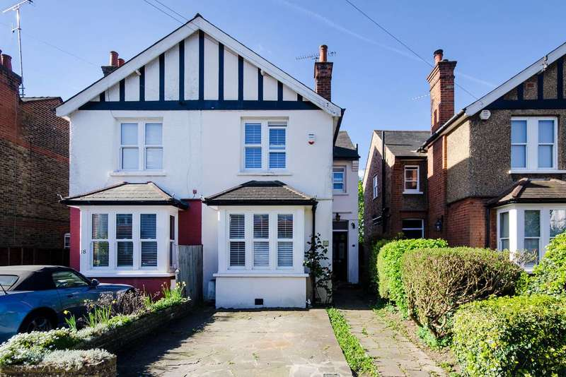 3 Bedrooms Semi Detached House for sale in Roy Road, Northwood, HA6