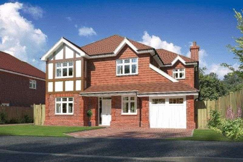 5 Bedrooms Detached House for sale in Shelley House, Pine Hill, Epsom