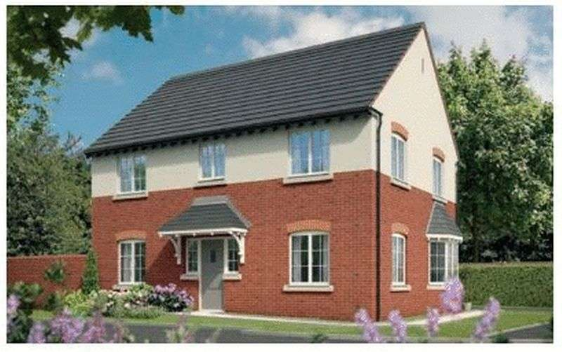 4 Bedrooms Detached House for sale in THE BLACKWELL, BOWBROOK, OFF FELLOWLANDS WAY