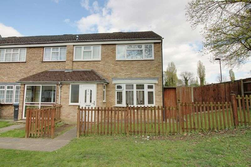 3 Bedrooms Terraced House for sale in Auckland Close, Enfield