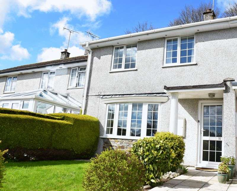 3 Bedrooms Terraced House for sale in Bowling Green Court, Liskeard
