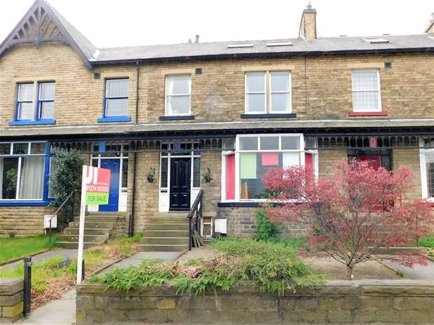 5 Bedrooms Terraced House for sale in Bingley Road, Shipley