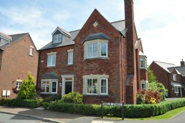 5 Bedrooms Detached House for sale in Baillie Street, Fulwood, Preston, PR2