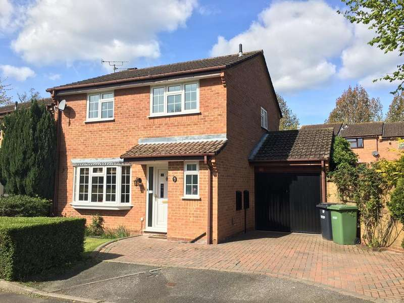 4 Bedrooms Detached House for sale in Hedge End SO30