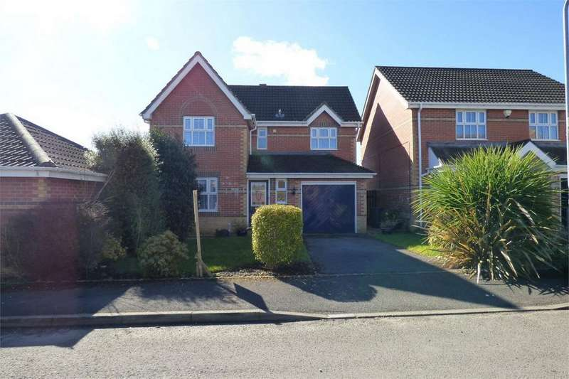 4 Bedrooms Detached House for sale in 47 Maes Ty Gwyn, Llangennech, Llanelli, Carmarthenshire