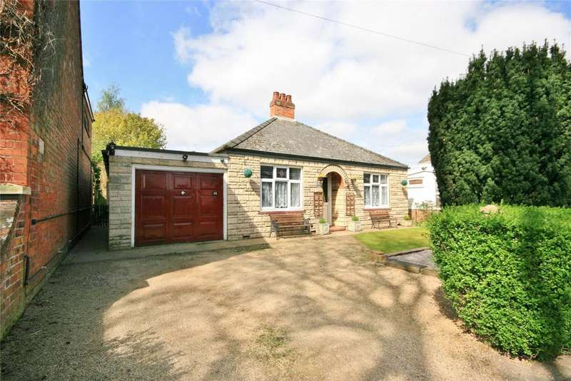 2 Bedrooms Detached Bungalow for sale in Edinburgh Walk, Holbeach, PE12