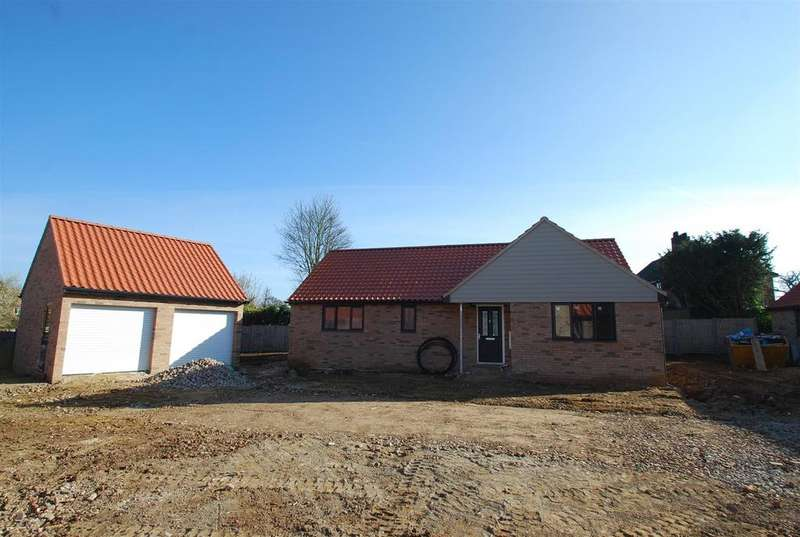 3 Bedrooms Detached Bungalow for sale in Risby