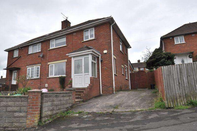 2 Bedrooms Semi Detached House for sale in Merthyr Dyfan Road, Barry, The Vale Of Glamorgan. CF62 9TH