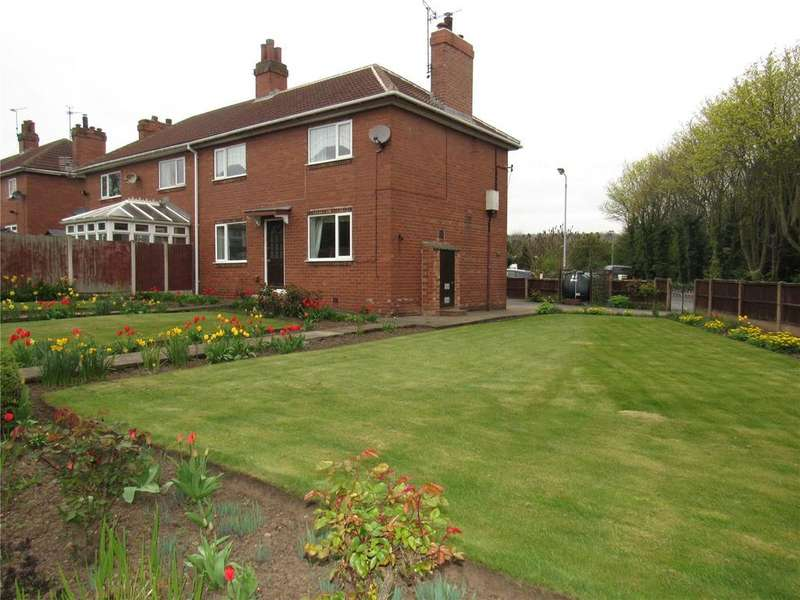 3 Bedrooms Semi Detached House for sale in Sherwood Rise, Mansfield Woodhouse, Nottinghamshire, NG19