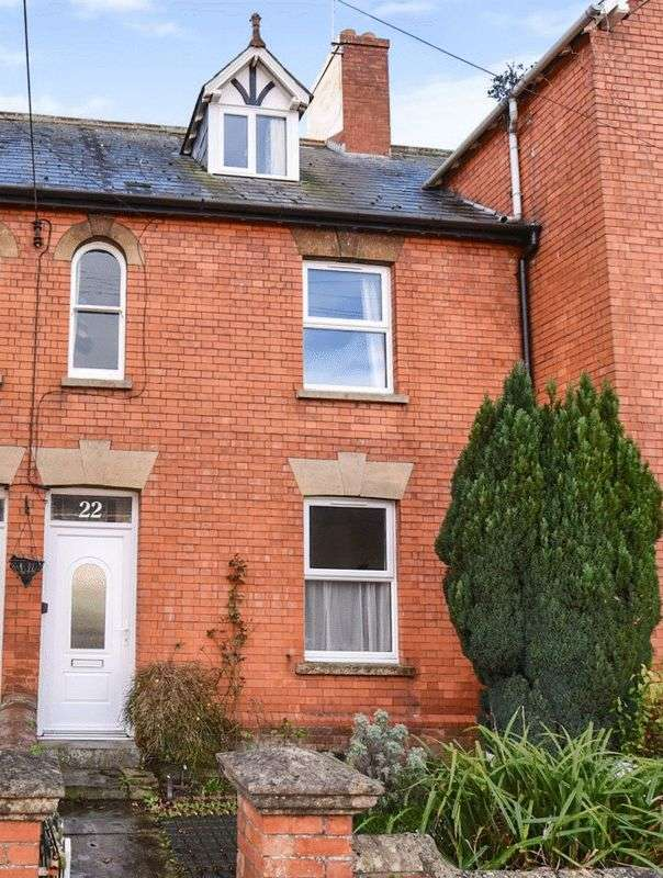 4 Bedrooms Terraced House for sale in Norbins Road, Glastonbury, BA6 9JF