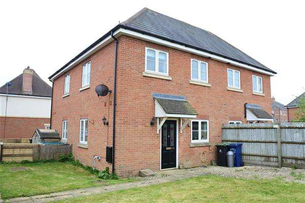 1 Bedroom House for sale in King John Road, Gillingham