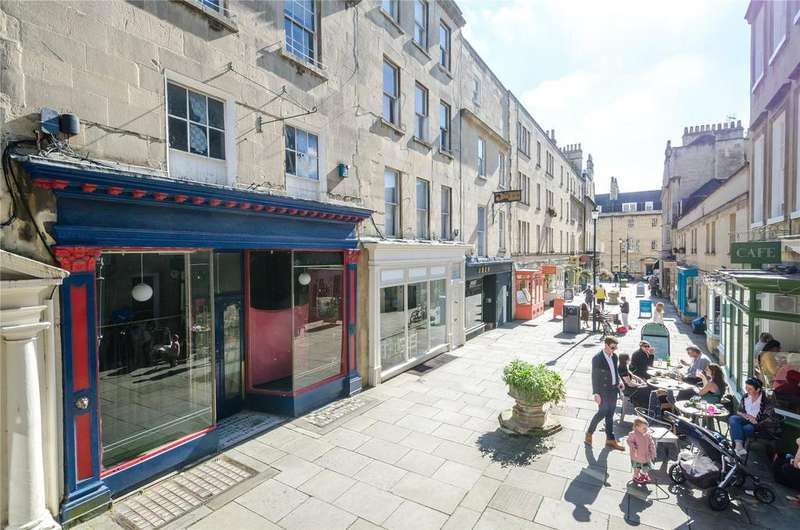 3 Bedrooms Terraced House for sale in Margarets Buildings, Bath, BA1