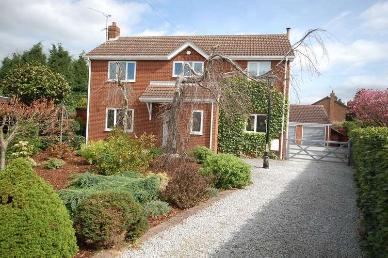 4 Bedrooms Detached House for sale in Springfield Way, Goole