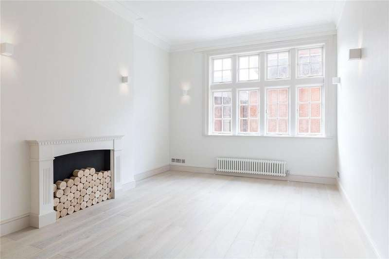 2 Bedrooms Flat for sale in Hornton Street, Kensington, London