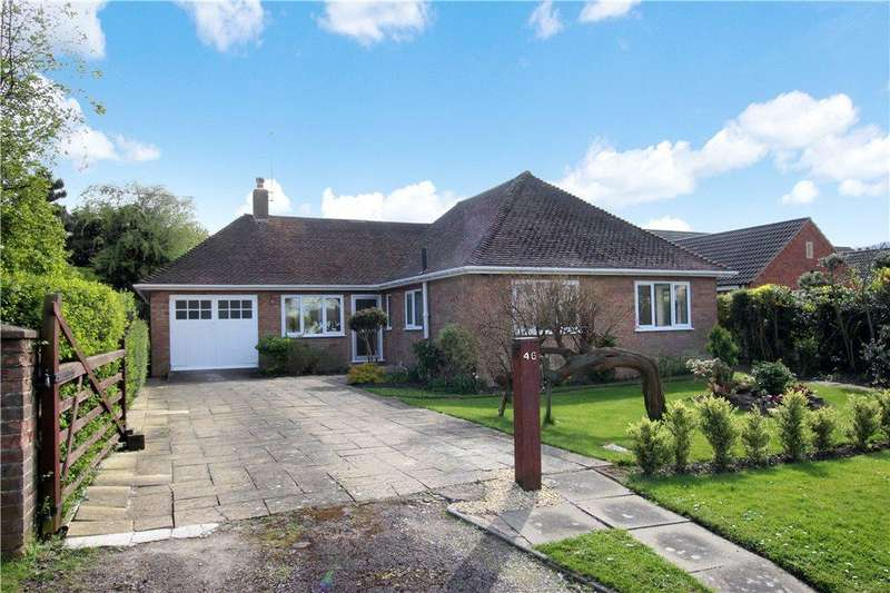 3 Bedrooms Detached Bungalow for sale in Bellars Lane, Malvern, Worcestershire, WR14