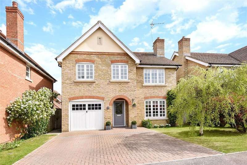 4 Bedrooms Detached House for sale in Windmill Way, Much Hadham, Hertfordshire, SG10
