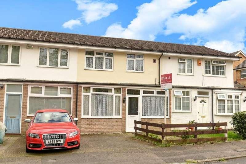 3 Bedrooms Terraced House for sale in Chelsfield Gardens, Sydenham, SE26