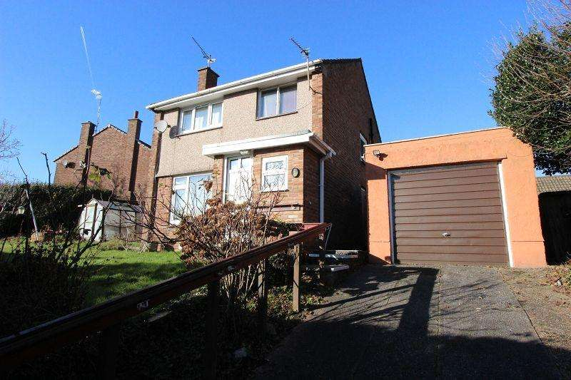 3 Bedrooms Detached House for sale in Horrocks Close, Newport, Newport. NP20 6QG