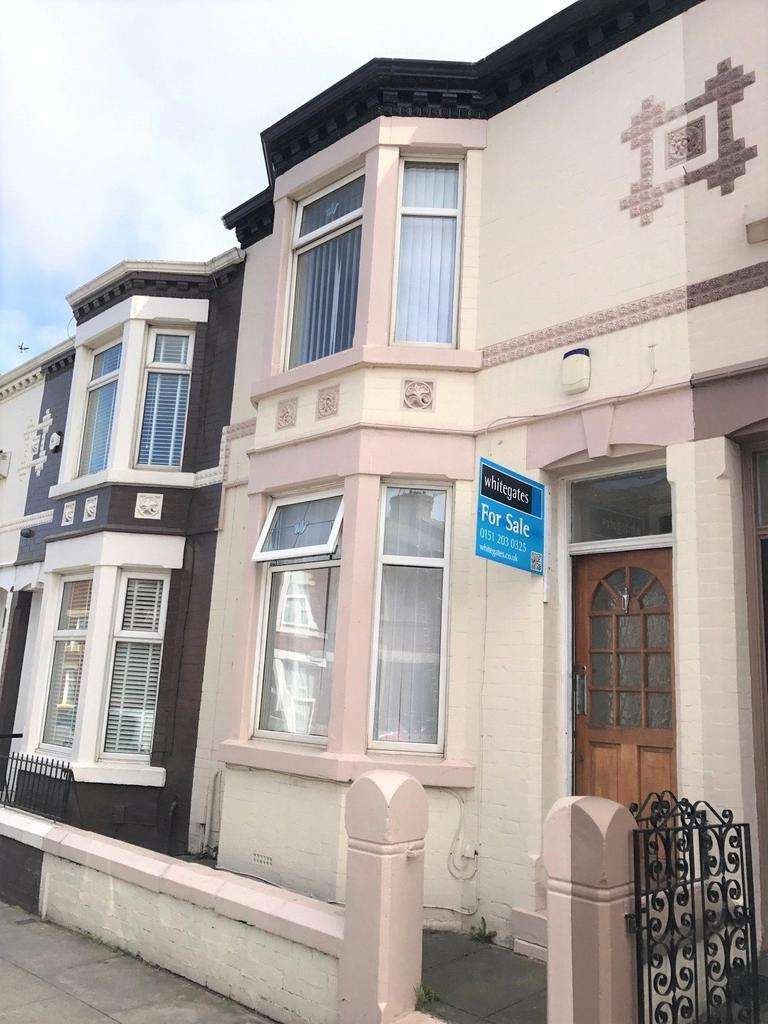 3 Bedrooms Terraced House for sale in Gloucester Road, Bootle, L20