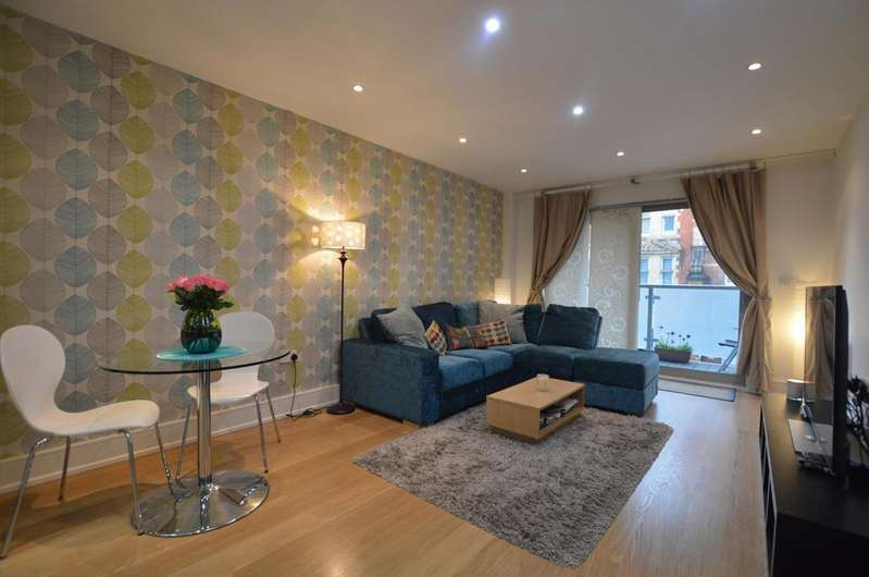 1 Bedroom Flat for sale in Willow Way London SE26