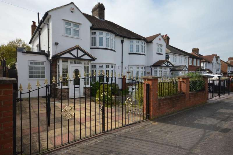 3 Bedrooms Semi Detached House for sale in Allerford Road London SE6