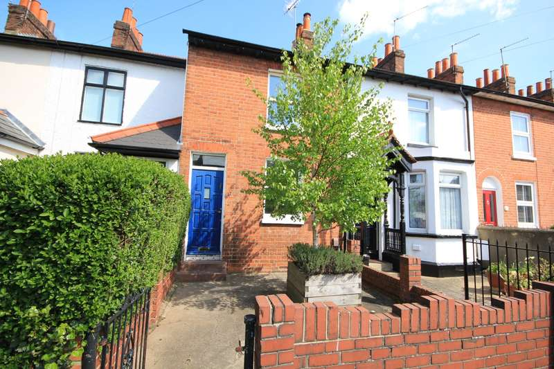 2 Bedrooms Terraced House for sale in Prince's Street, Reading, RG1