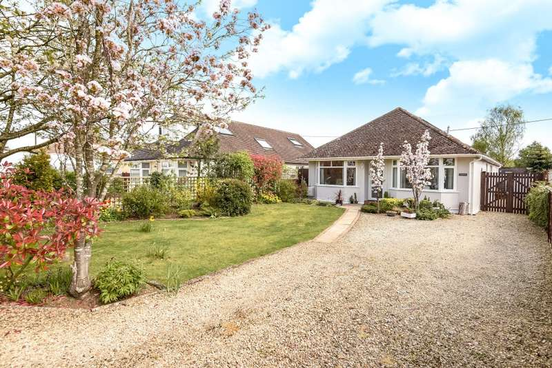 4 Bedrooms Detached Bungalow for sale in Sandleigh Road, Wootton, Abingdon, OX13
