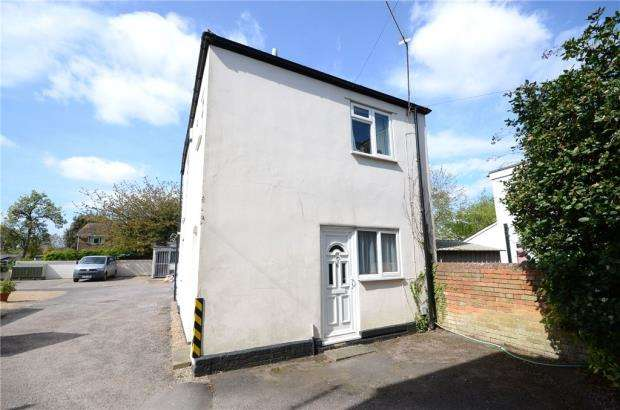 1 Bedroom Maisonette Flat for sale in School Road, Tilehurst, Reading