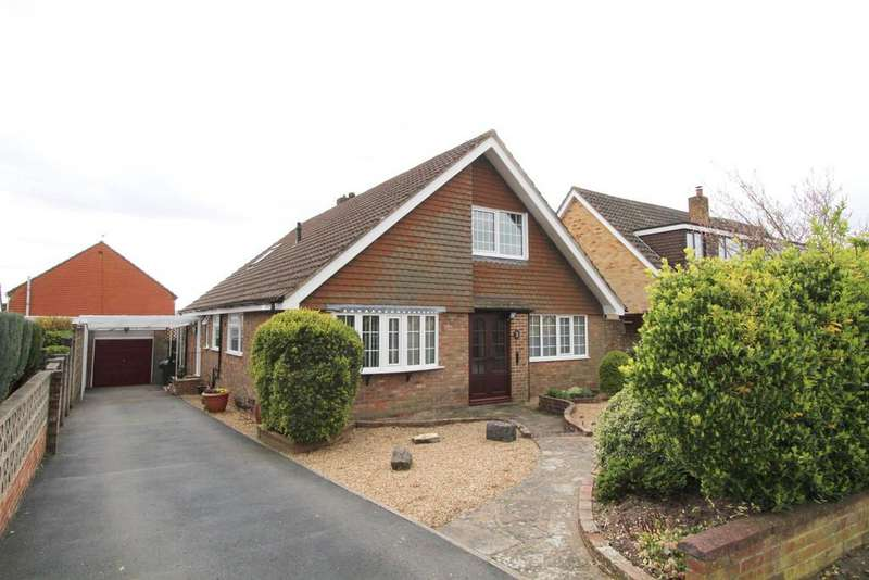 4 Bedrooms Detached Bungalow for sale in South Road, Horndean