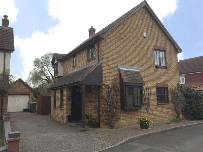 4 Bedrooms Detached House for sale in Thetford Place, Noak Bridge
