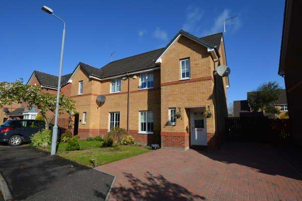 3 Bedrooms Semi-detached Villa House for sale in 11 Trovaig, East Freelands, Erskine, PA8 7EP