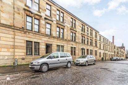 2 Bedrooms Flat for sale in Bank Street, Paisley