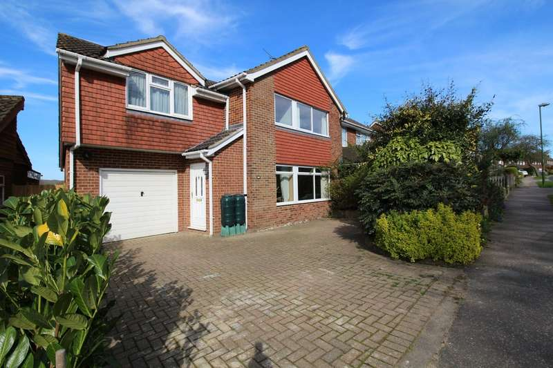 4 Bedrooms Semi Detached House for sale in Lambs Farm Road, Horsham