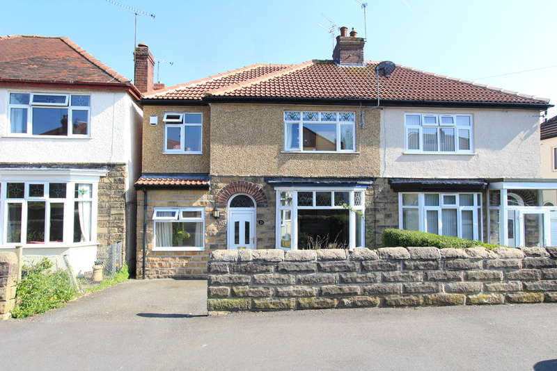 3 Bedrooms Semi Detached House for sale in Westwick Road, Beauchief