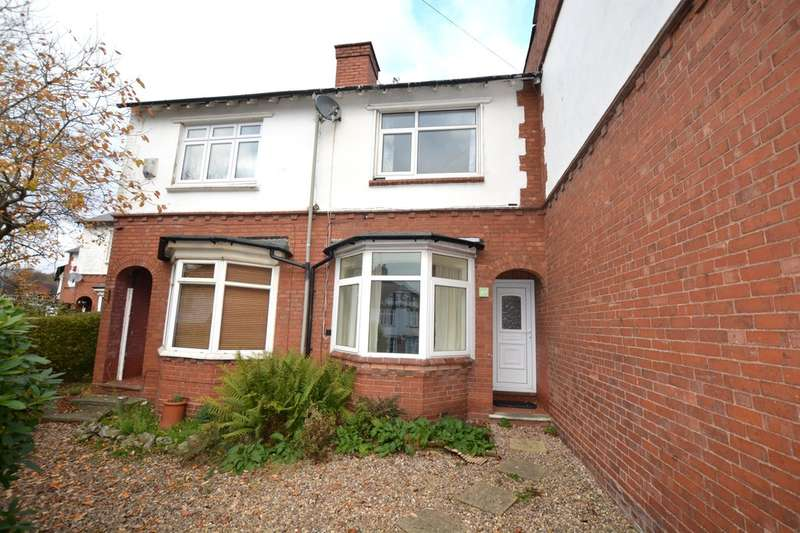 3 Bedrooms Terraced House for sale in Vicarage Road, Harborne