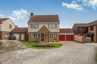 3 Bedrooms Detached House for sale in Rochford Close, Grange Park, Swindon, Wiltshire