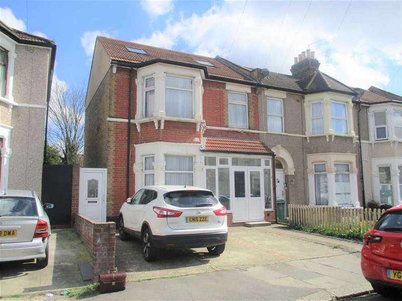 6 Bedrooms End Of Terrace House for sale in Dalkeith Road, Ilford, ILFORD