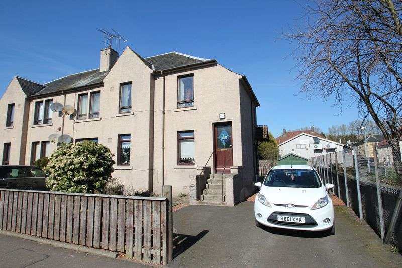 3 Bedrooms Flat for sale in Gartmorn Road, Alloa