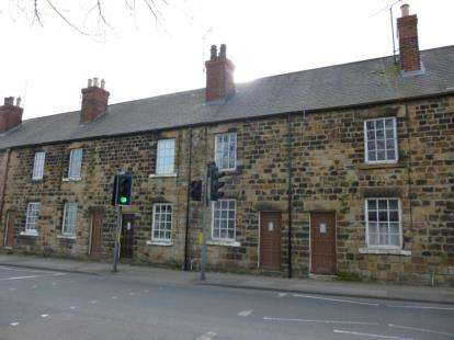 2 Bedrooms Terraced House for sale in High Street, Eckington, Sheffield, Derbyshire