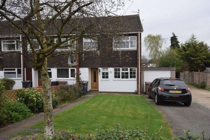 3 Bedrooms Terraced House for sale in Woodbridge Close, Leagrave