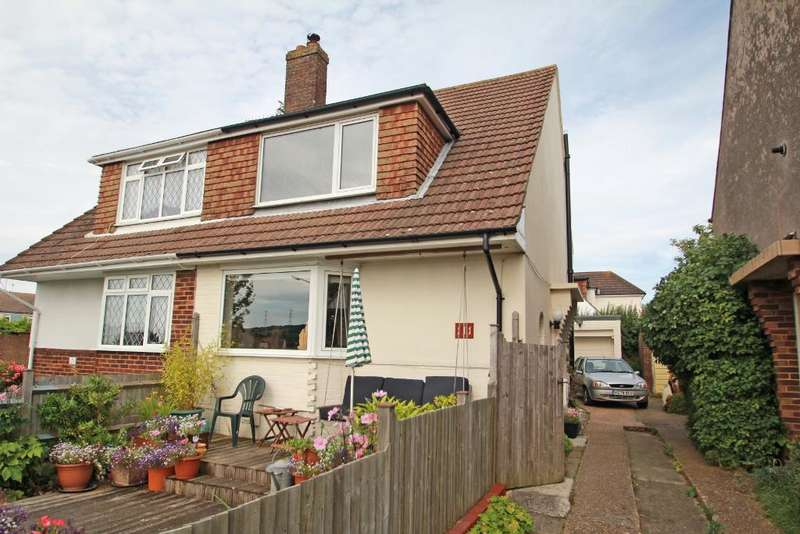 3 Bedrooms Semi Detached House for sale in Graham Avenue, Portslade, East Sussex, BN41 2WN