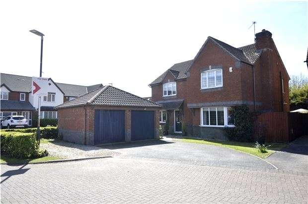 4 Bedrooms Detached House for sale in Kidnams Walk, Hyde Lane, Whitminster, Gloucester, GL2 7NL