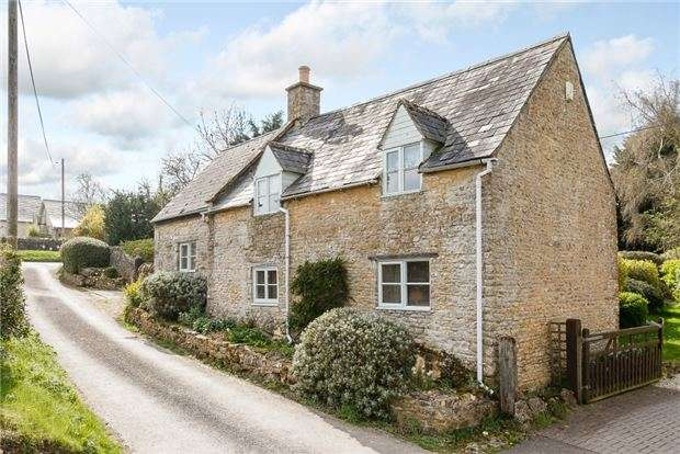 4 Bedrooms Cottage House for sale in Lidstone, CHIPPING NORTON, Oxfordshire