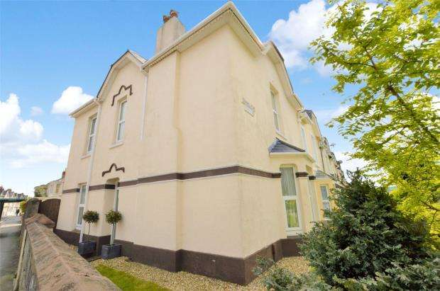 3 Bedrooms End Of Terrace House for sale in Mount Gould Road, Plymouth, Devon