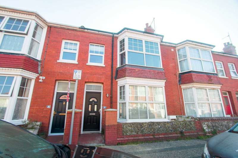 4 Bedrooms Terraced House for sale in Wordsworth Road, Worthing