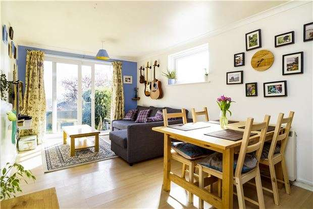 2 Bedrooms Flat for sale in Midsummer Buildings, BATH, Somerset, BA1 6JH