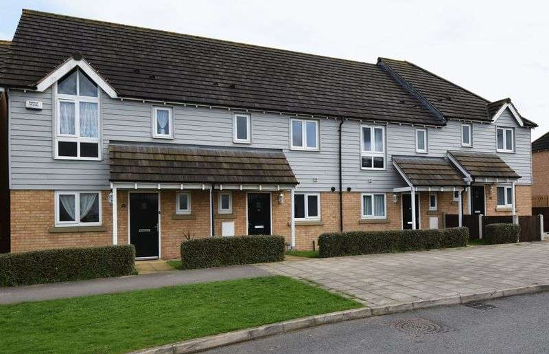 3 Bedrooms Terraced House for sale in The Nightingales, Rotherham