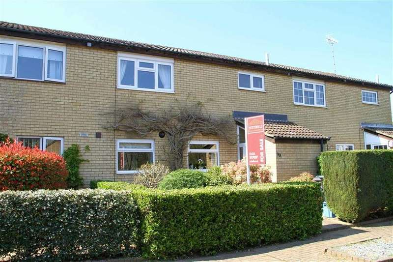 3 Bedrooms Terraced House for sale in Blenheim Way, Bragbury End, SG2 8TD