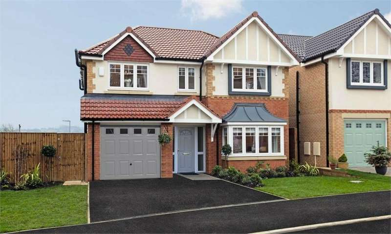 4 Bedrooms Detached House for sale in Park View Green, CLECKHEATON, West Yorkshire