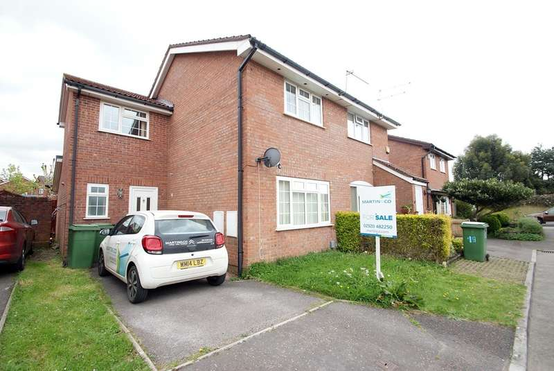 3 Bedrooms Semi Detached House for sale in Caradoc Close, St Mellons